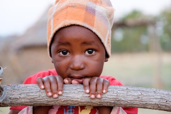 Children in Gokwe