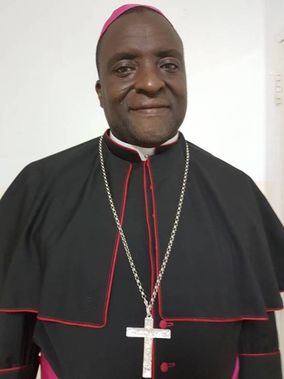 Monsignor Raymond Mupandasekwa Bishop Elect of Chinhoyi Diocese