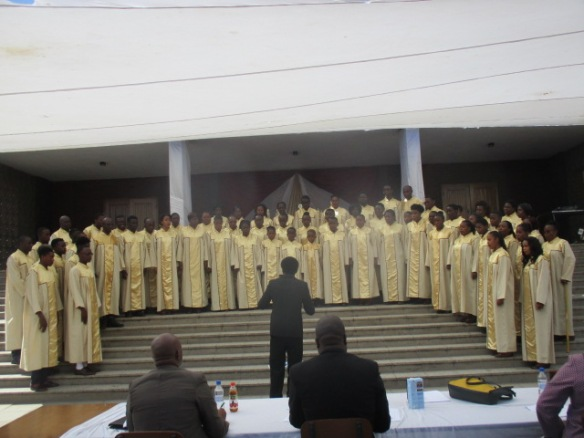 Byo Choir Competitions