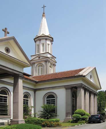Good Shephered Cathedral-Singapore