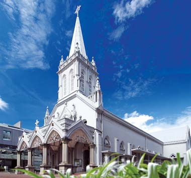 St. Peter and Paul Church-Singapore