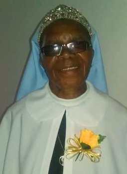 Sr. Maria Stella Nyakujipa, Golden jubilee