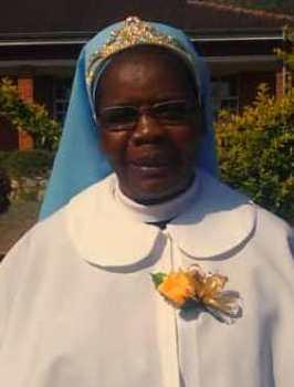 Sr. Theresa Nyarambi, Golden jubilee
