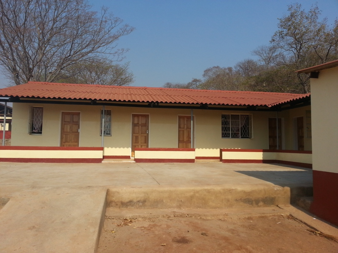 Mary Mount A level girls hostel 1 after b