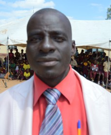 Mr. Kelvin Gwazira, Headmaster at Mavhaire Primary School