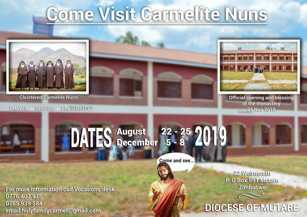 Carmelite Nuns House