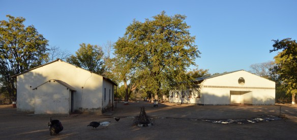 A church and hall at Huchu Masuka Mission recently opened in the Diocese of Gokwe. Fr. Libert tagwirei is the parish priest at the mission.